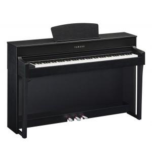 Električni klavir Yamaha Clavinova CLP-635 B črn