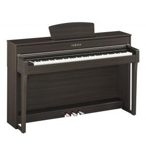 Električni klavir Yamaha Clavinova CLP-635 DW temni oreh