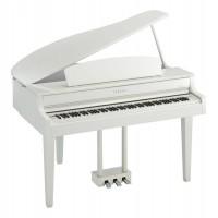 Električni klavir Yamaha Clavinova CLP-665 WH bela