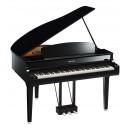 Električni klavir Yamaha Clavinova CLP-695 GP črn lak