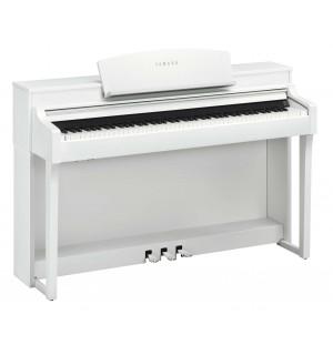 Električni klavir Yamaha Clavinova CSP-150 WH bela