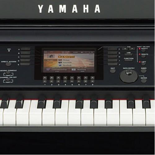 yamaha cvp 701 elektri ni klavir s spremljavami. Black Bedroom Furniture Sets. Home Design Ideas