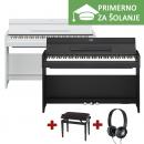 ŠOLSKI KOMPLET - Električni klavir Yamaha ARIUS YDP S52 - slim design + KLOP + SLUŠALKE